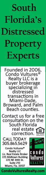 Condo Vultures Realty Distressed Property Experts